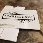 The FlowerBox